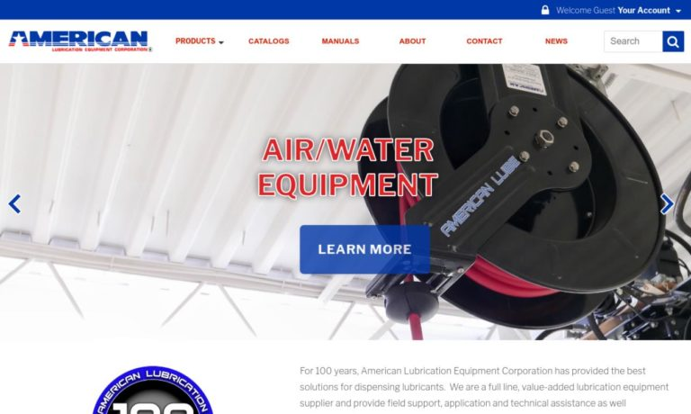 American Lubrication Equipment Corporation