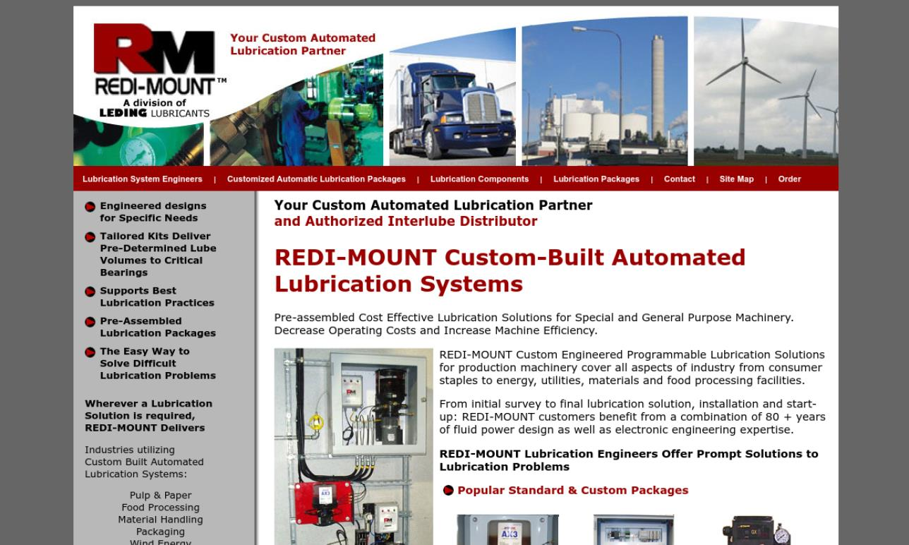 Redi-Mount Systems™