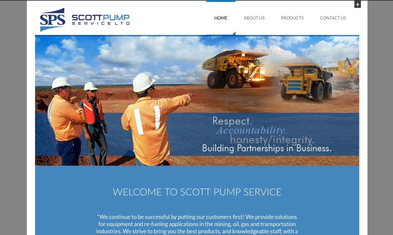 Scott Pump Service Ltd.