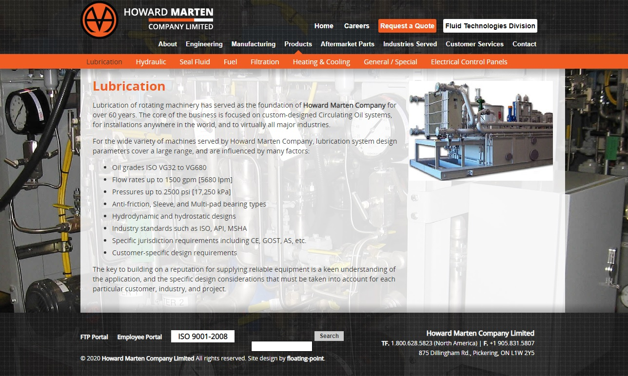 Howard Marten Company, Ltd.